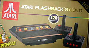 Joysticks Atari Flashback 8 Gold