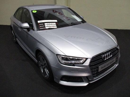 Nuevo Audi A3 Sedan
