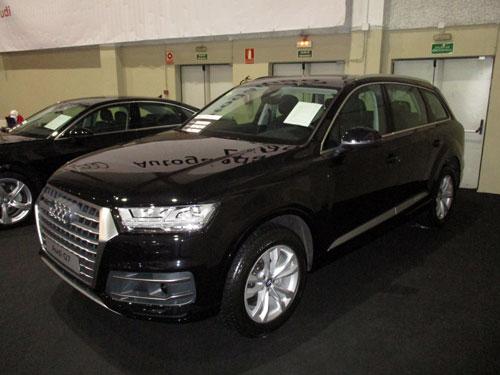El gran Q7 de Audi