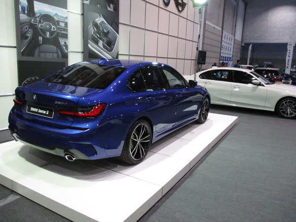 Nuevo Serie 3 de BMW