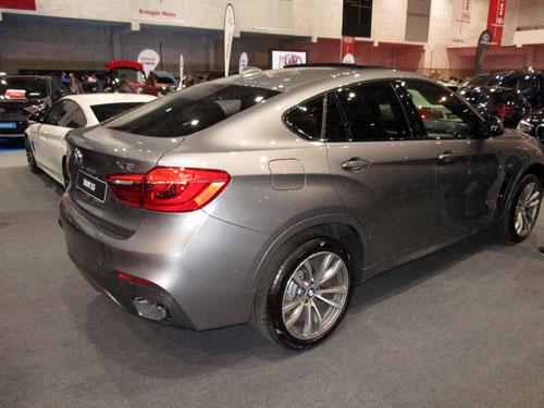 SUV deportivo BMW X6