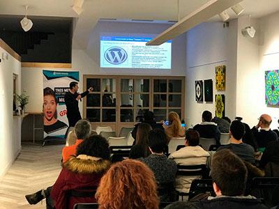 Alumno Aventajado en la 5ª Meetup WordPress Lugo