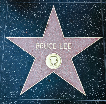La carrera como actor de Bruce Lee