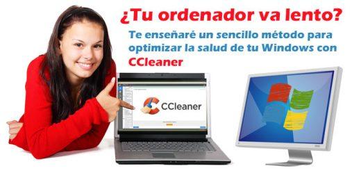 Utiliza CCleaner para optimizar tu PC con Windows
