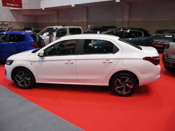 Nuevo Citroën C-Elysée en el Salón del Automóvil de Lugo 2019.