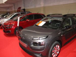 Citroën C4 Cactus en el Salón del Automóvil de Lugo
