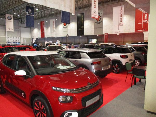 Citroën en el Salón del Automóvil de Lugo 2019.