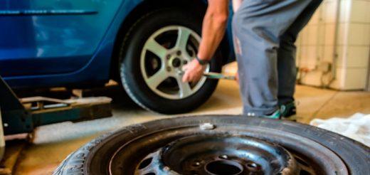 ¿Cómo medir la presión de los neumáticos?