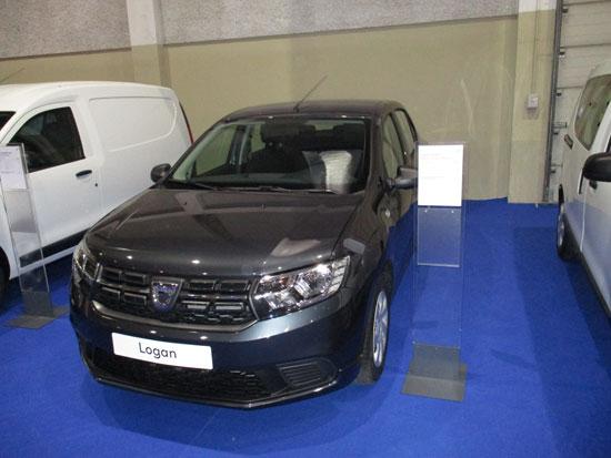 El Dacia Logan estuvo presente en el Salón del Salón del Automóvil de Lugo 2019.