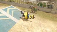 Carreras de caballos en Dragon Quest XI