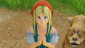 Emma de Dragon Quest XI