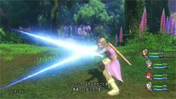 Ataque especial del protagonista