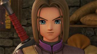 Protagonista Principal de Dragon Quest XI