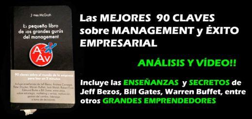 El pequeño libro de los grandes gurús del management: 90 citas importantes y cómo aplicarlas en la gestión empresarial