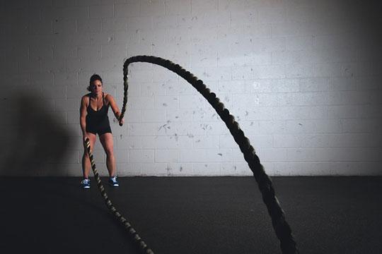 Fases de la rutina de volumen e intensidad para ganar masa muscular