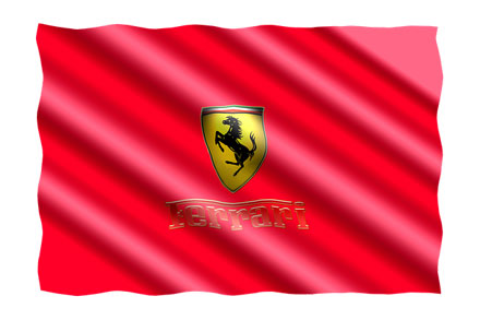 Marca de coches Ferrari