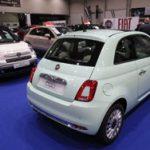 Fiat 500 en el Salón del Automóvil de Lugo 2018