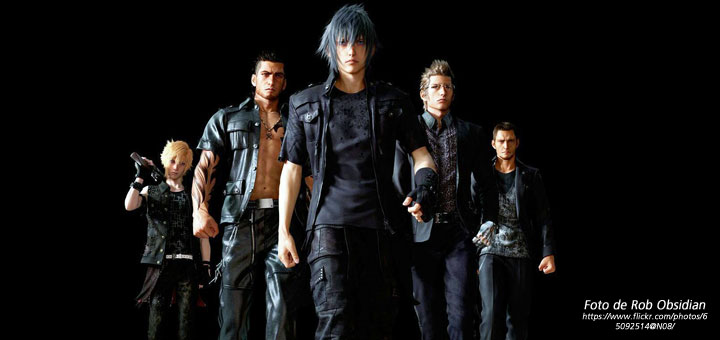 Final fantasy XV-Blog-Alumno-Aventajado