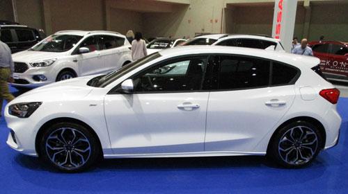Nuevo Ford Focus.