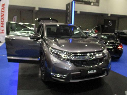 Nuevo Honda CRV Hybrid .