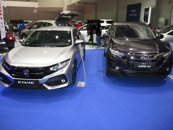 Honda CIVIC y HR-V