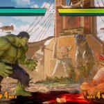 Hulk vs Ryu