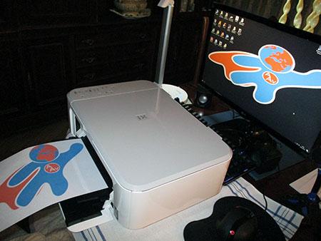 Impresora multifunción de tinta a color Canon PIXMA MG3650