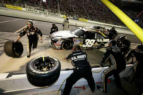 Inflar los neumáticos con nitrógeno