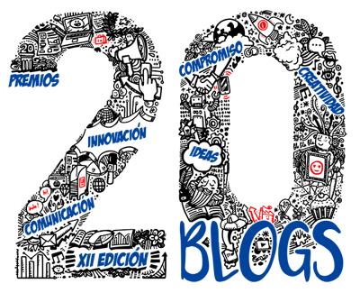 Alumno Aventajado Participa en la XII Edición de los Premios 20Blogs 2018