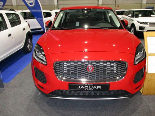 Nuevo Jaguar E-PACE