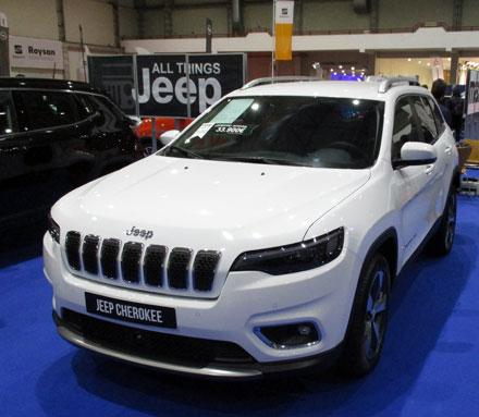 Nuevo Jeep Cherokee 2019
