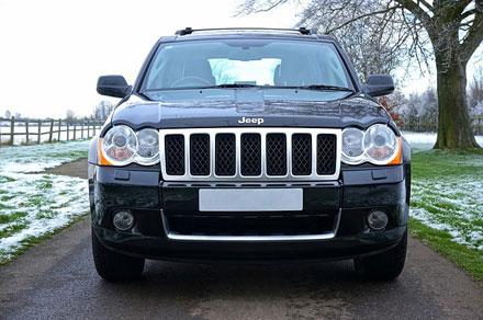 Marca de coches Jeep