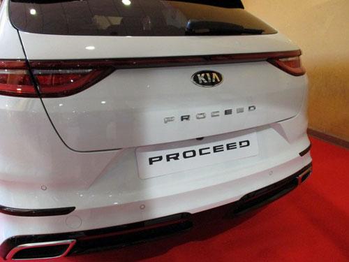 Nuevo Kia ProCeed