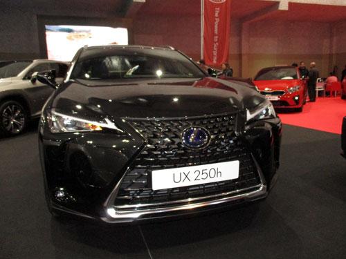 Nuevo Lexus UX 250h