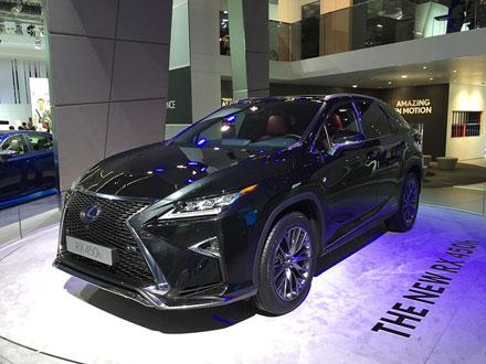 Marca de coches Lexus