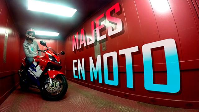 Majes en Moto en su Canal de YouTube