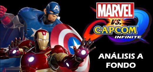 Análisis a fondo del juego Marvel vs. Capcom: Infinite
