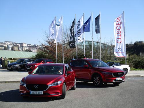 Mazda en el Salón del Automóvil de Lugo 2019