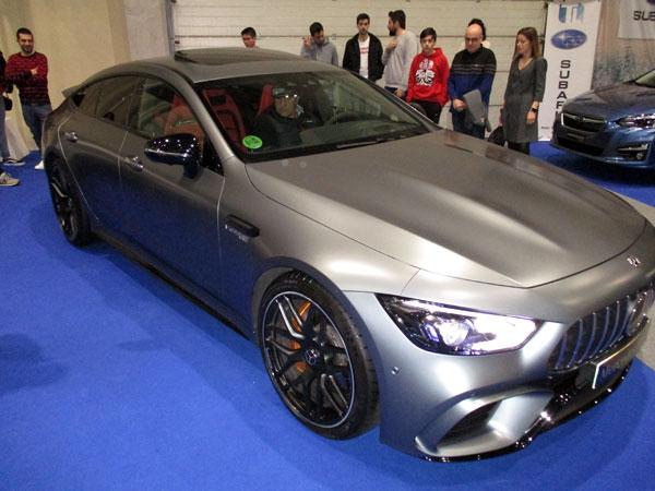 Nuevo Mercedes-AMG GT Coupé