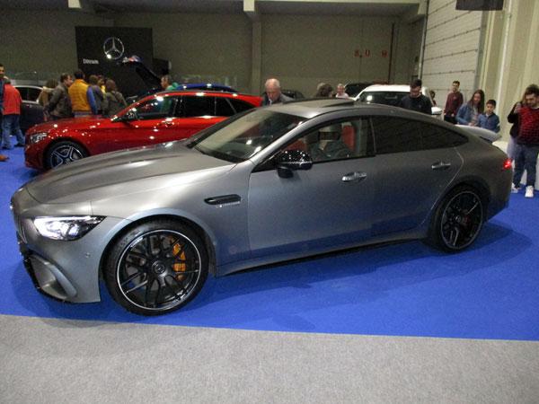 Mercedes-AMG GT Coupé de 4 puertas