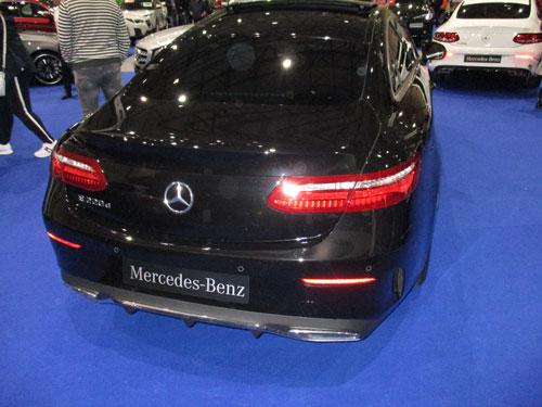 Mercedes Benz E 220 d