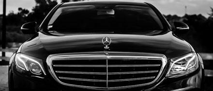 Marca de coches Mercedes