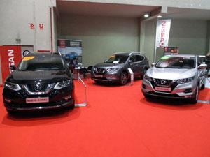 Los SUVs Nissan en el Salón del Automóvil de Lugo 2018
