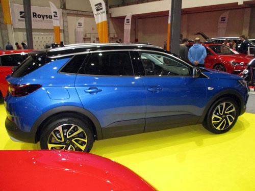 Nuevo Opel Grandland X.