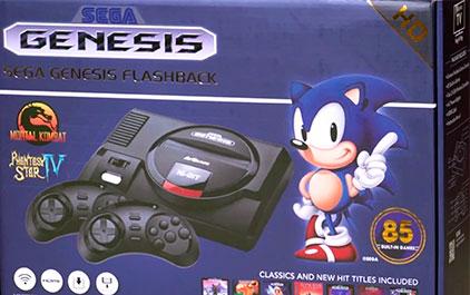 Consola SEGA Genesis Flashback