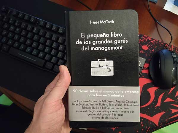 El pequeño libro de los grandes gurús del management. James McGrath