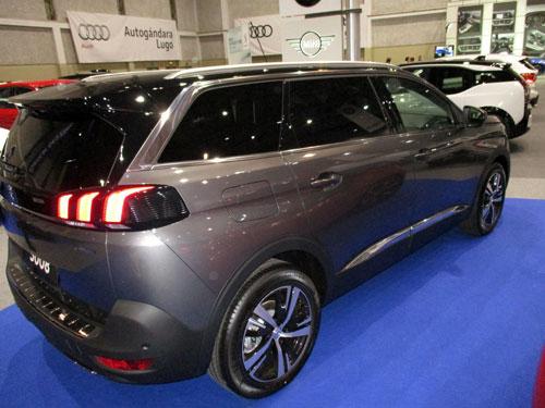 Nuevo Peugeot 5008.
