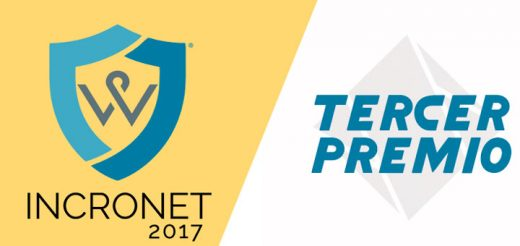 3er Puesto del Concurso INCRONET 2017