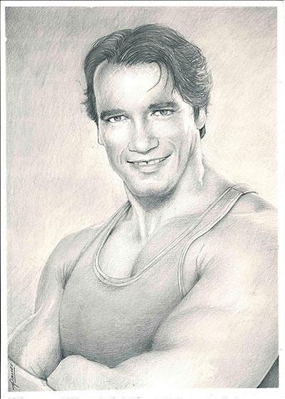 Rutina de hipertrofia muscular de Arnold Schwarzenegger