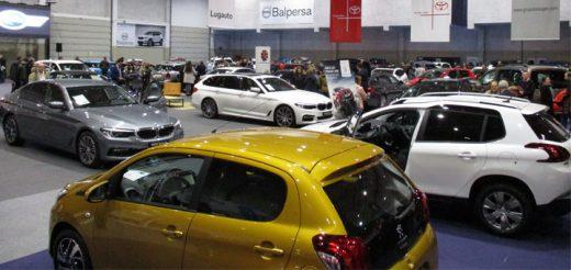 Salón del Automóvil de Lugo 2018